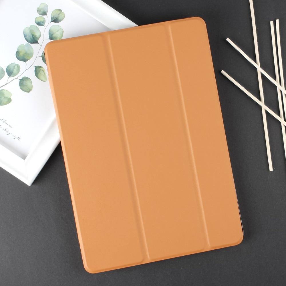 2016 Smart Cover Tablet Πτυσσόμενη θήκη για Apple iPad Pro 9,7 ίντσες Auto Wake / Sleep Rose Gold Σκληρό Προφυλακτήρα & Μαλακός Προφυλακτήρας