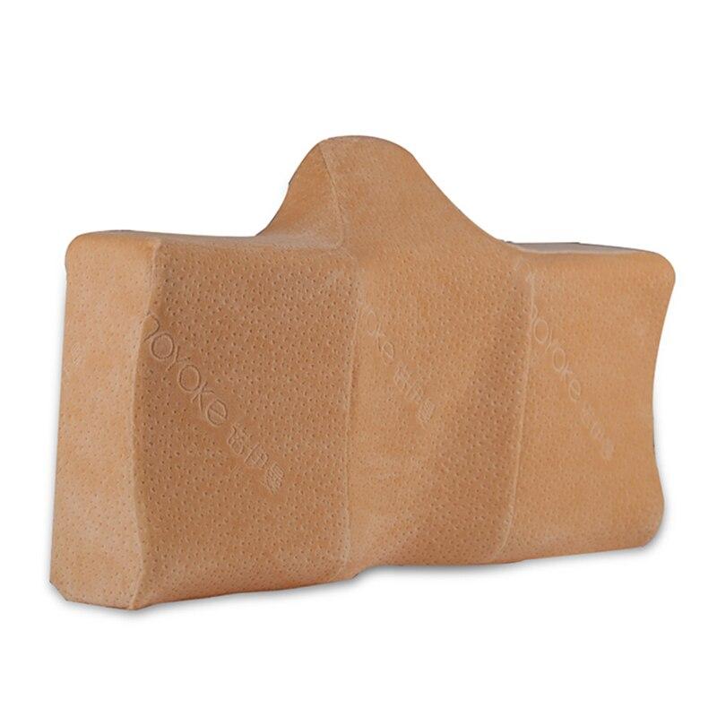 NOYOKE Memory Foam Orthopedisch Kussen Super Hoge Ademend Comfort Kussens voor Slapen Wimper Extension Zijkant Dwarsliggers Kussen-in Beddengoed Kussens van Huis & Tuin op  Groep 3