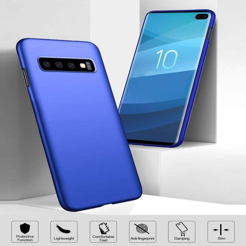Case For Samsung Galaxy S10e S10 Plus Cover Shockproof 360 Full Body Hard PC Case for Samsung Galaxy S9 S8 S7 S6 S5 Edge Plus  (13)
