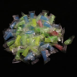 Image 5 - 50 יחידות חד פעמי צבעוני מחזיקי סיגריות לנרגילות, נרגילה, צינור מים, Sheesha, Chicha, פה צינור Narguile אביזרי טיפים SH 302