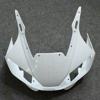 Sin Pintar Nariz Superior Frontal Del Carenado de la motocicleta Para Yamaha YZF R6 1998-2002 2001 2000 1999 YZF-R6 YZFR6 98-02 Inyección carenados