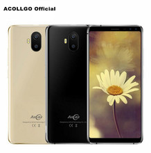 AllCall S1 18:9 Display 3G SmartPhone MT6580A Quad Core 5.5″HD IPS 2GB RAM 16GB ROM Android 8.1 8MP+2MP 4 Camera OTG 5000mAh FM