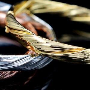 Image 4 - Sunny Jewelry, хит продаж, большой круглый Набор браслетов для женщин, Браслет манжета, вечерние ювелирные изделия для свадьбы, подарок, этнические ювелирные изделия