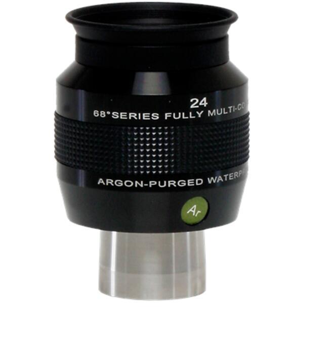Explore Scientific 68 Degree 24MM EYEPIECE ES Wide Angle Eyepieces Astronomy Accessories