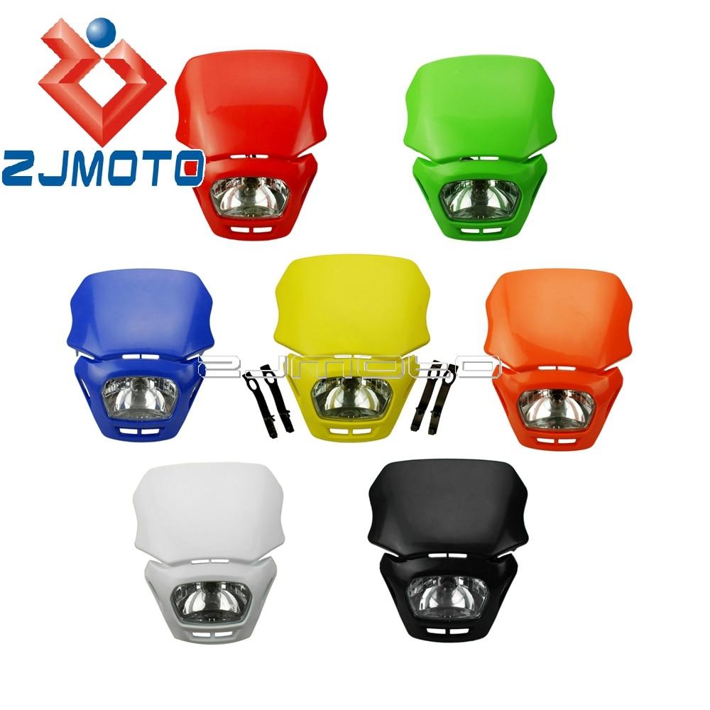 Aliexpress.com : Buy Universal motorcycle Enduro Headlight