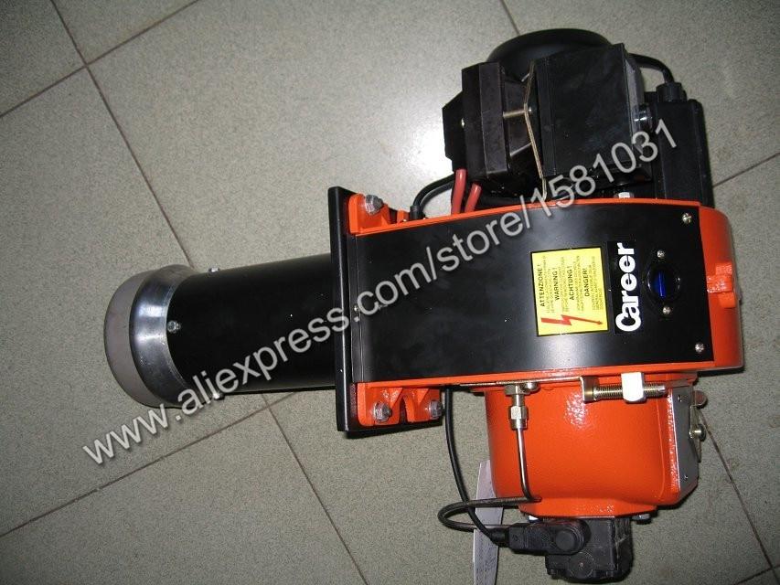 Career CX10 one stage Diesel burner Light oil combustion machine CX10 Fuel oil burner