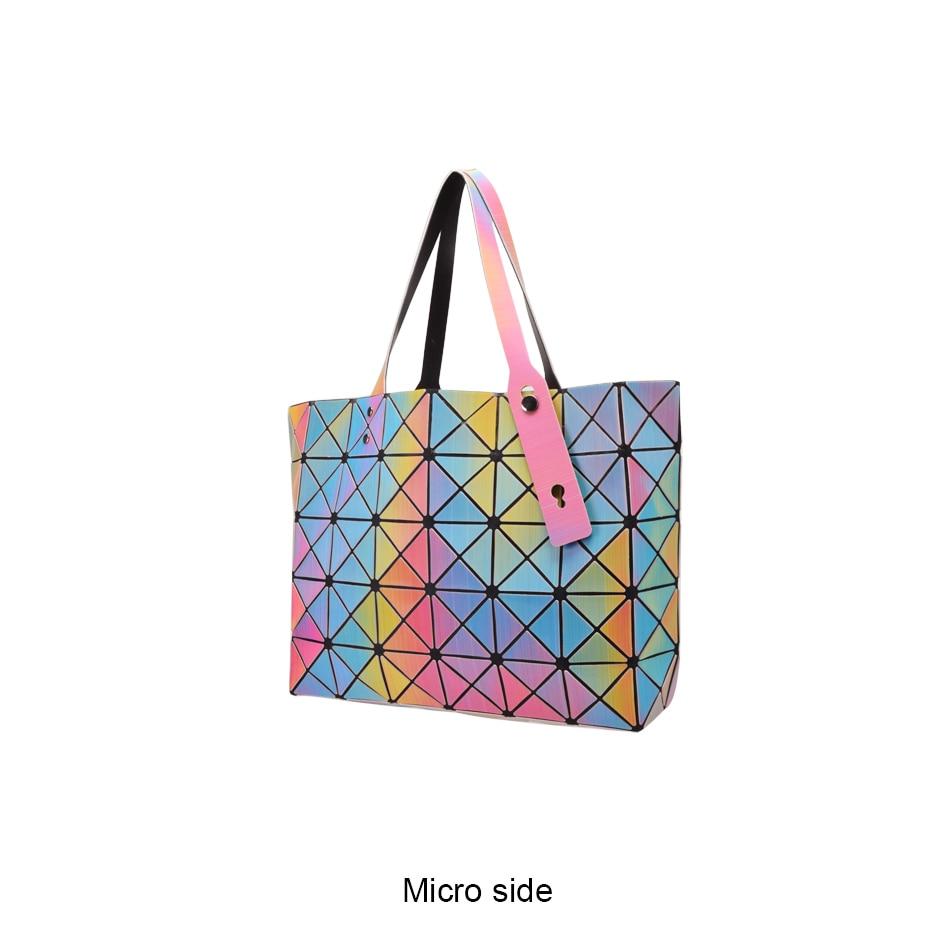 Main Arc Femmes Sacs Leatury À Nouvelle Date en 2018 Designer Mode tout sac Multi Marque Célèbre Géométrique Fold Style Fourre B0qOwd0