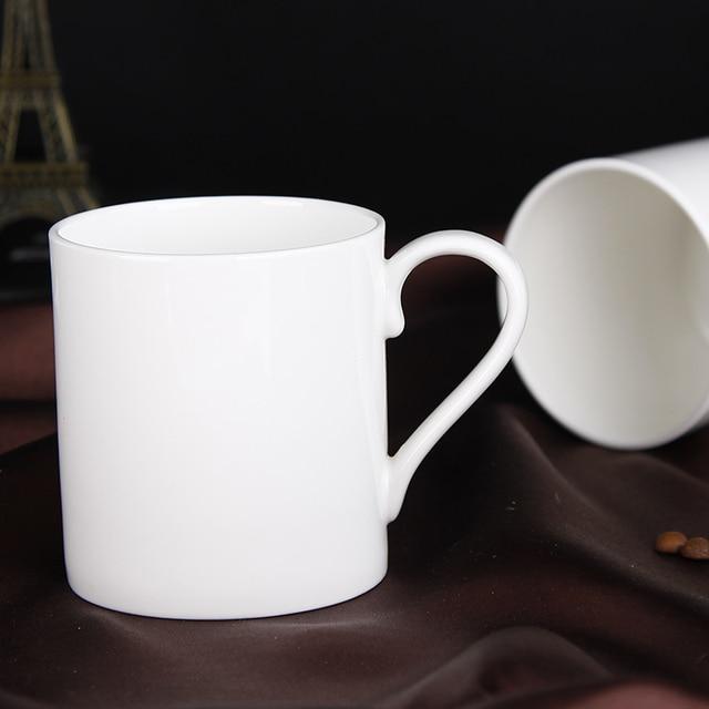 US $19 5 |Cheap Cup mugs 12 oz 360 ml new bone china tea cups custom  LOGO-in Mugs from Home & Garden on Aliexpress com | Alibaba Group