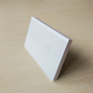 "Image 4 - Geeklink FBB קיר מגע בארה""ב גרסה 1 2 3 כנופיה חכם בית אינטליגנטי אלחוטי מרחוק מתג על ידי IOS אנדרואיד משוב מתג"