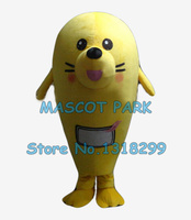 seal mascot costume factory wholesale new hot cartoon sea dog lion theme anime cosply costumes carnival fancy dress kits 2879