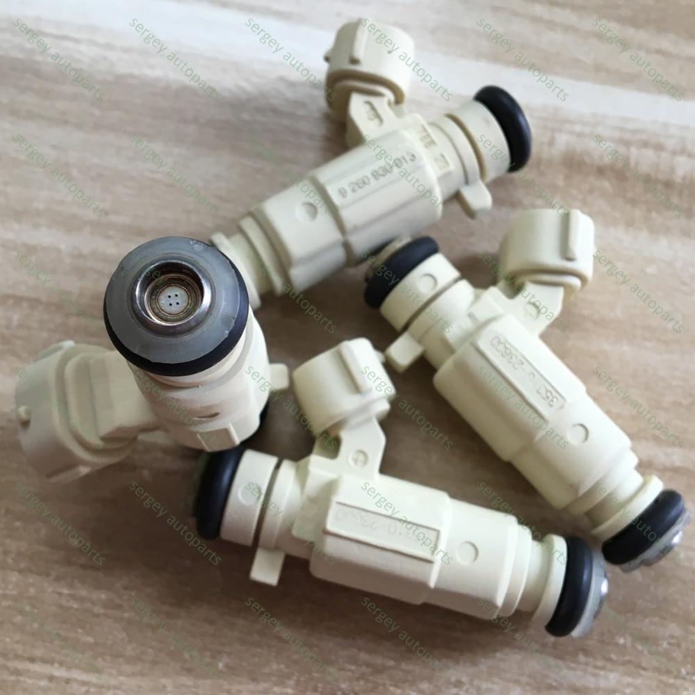 SERGEY Fuel Injector for HYUNDAI ELANTRA TIBURON TUCSON SANTA FE SPECTRA SPORTAGE OPTIMA RONDO 35310 23600