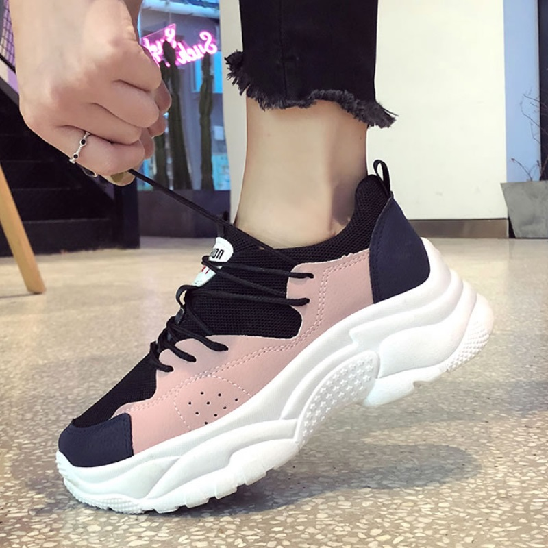 2180457d518 ... Women Casual Shoes Comfortable Platform Shoes Woman Sneakers Ladies  Trainers chaussure femme. -38%. Click to enlarge