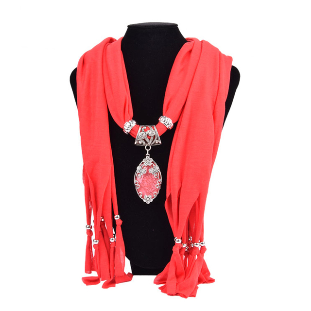 Xikn scarf women charms scarfs water drop necklace pendant jewelry xikn scarf women charms scarfs water drop necklace pendant jewelry pendants scarves as051 in scarves from womens clothing accessories on aliexpress aloadofball Gallery