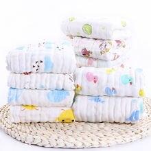 3 шт/лот детское полотенце из 100% хлопка полотенца для новорожденных