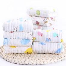 3pcs/lot baby towel 100% cotton infant towels newborn square kids soft feeding Saliva Bibs Baby Nursing Towels