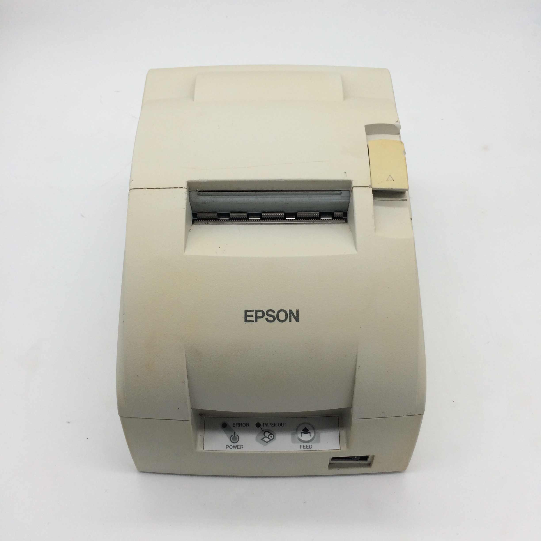FOR Epson TM-U220B-767 POS Printer C31C514767 M188B WITH Power Supply M186A  USB CARD