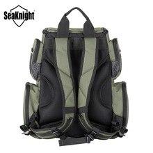 Fishing Bag Large Capacity Backpack Outdoor Fishing Tackle Bag