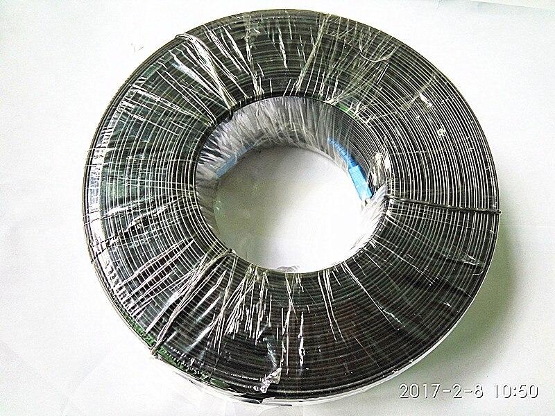 350 m Extérieur FTTH Fibre Optique Cordon de Raccordement de Câble de Baisse De SC à SC Simplex SM SC-SC 350 mètres Câble D'interface cordon de raccordement