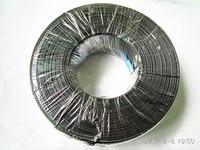 350M Outdoor FTTH Fiber Optic Drop Cable Patch Cord SC to SC Simplex SM SC SC 350 Meters Drop Cable Patch Cord