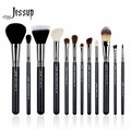 High Quality Pro Makeup Brush Set Foundation Contour EyeShader Blend Eyeliner Brow Powder Make Up Brushes Tool T129