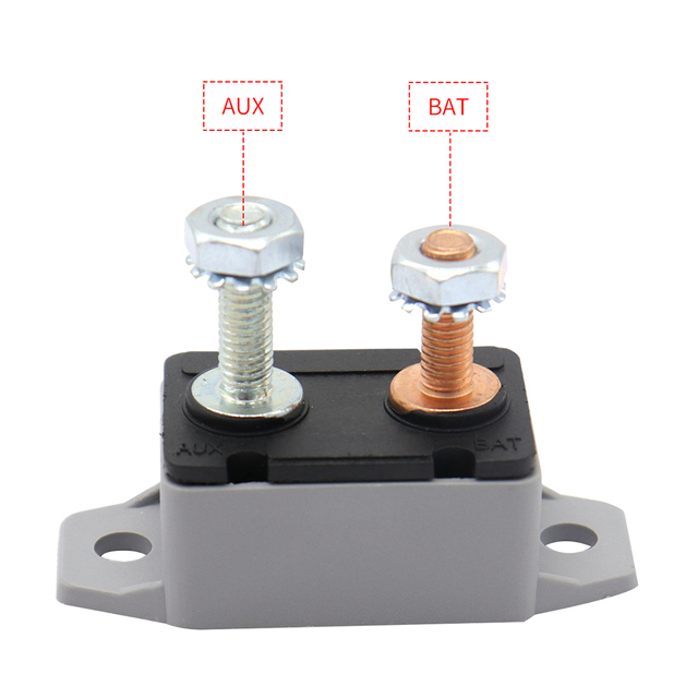 Bat Bus 12 >> 12 24v Stud Bolt Type Automatic Reset Cover Truck Boat Bus Boat