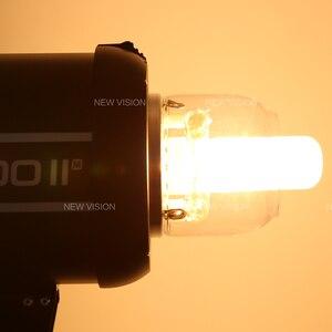 Image 5 - Godox QT600II QT600 Ii 600WS GN76 1/8000 S High Speed Sync Flash Strobe Licht Met Ingebouwde 2.4G Wirless Systeem