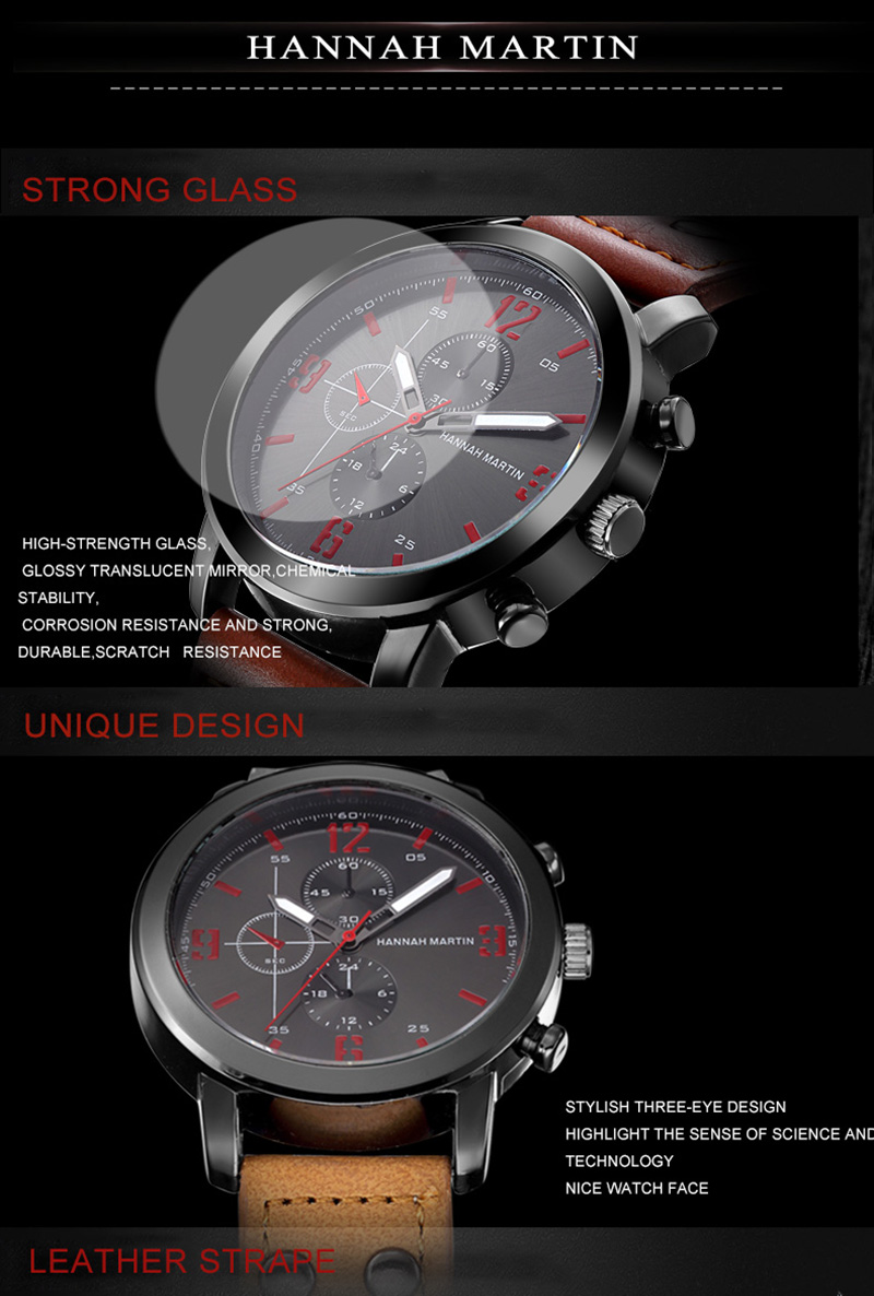 HTB1g0lbajzuK1Rjy0Fpq6yEpFXaz Relogio Masculino Mens Watches Top Luxury Brand Waterproof Sports Military Watch Men Fashion Leather Quartz Male Wristwatch