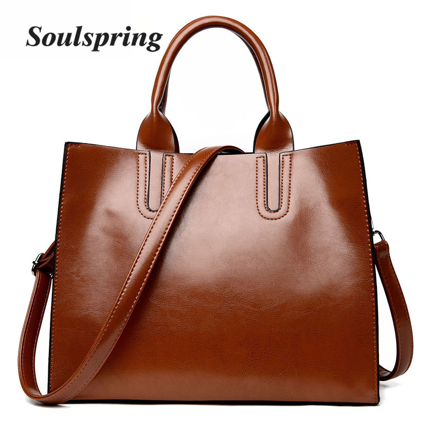 Trunk Luxury Handbags Women Bags Designer Pu Leather Bag Famous Brand Shoulder Bag Woman Tote Bag Solid Fashion Sac A Main 2017 2017 famous brand women leather handbags lichee pattern pu leather shoulder bags big ladies hand bag sac a main hobos tote bag
