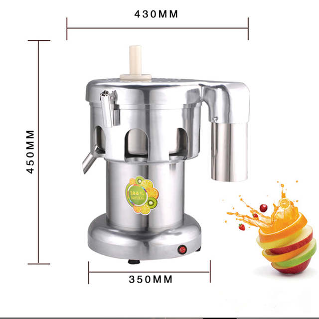 Commercial Cold Press Mango Lemon Juice Making Machine Industrial