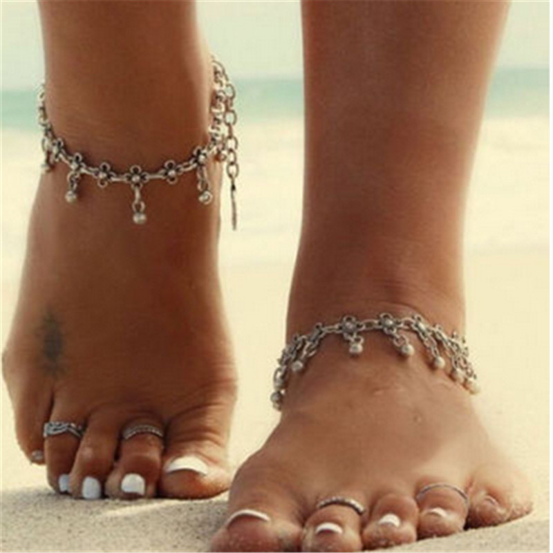 Compare Indian Foot Jewelry- Online Shopping