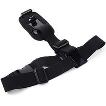 Alça de Ombro ajustável Único Universal Aperto Monte Chest Harness Belt Clip Para Gopro Acessórios de Viagem Para GoPro