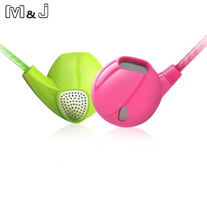M & J ακουστικό για το iPhone 6 6S 5 ακουστικά - Φορητό ήχο και βίντεο - Φωτογραφία 6