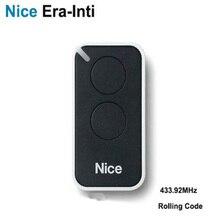 Самые красивые ERA INTI2 хорошее INTI 2-х канальный для открывания двери гаража ручной удаленный Управление