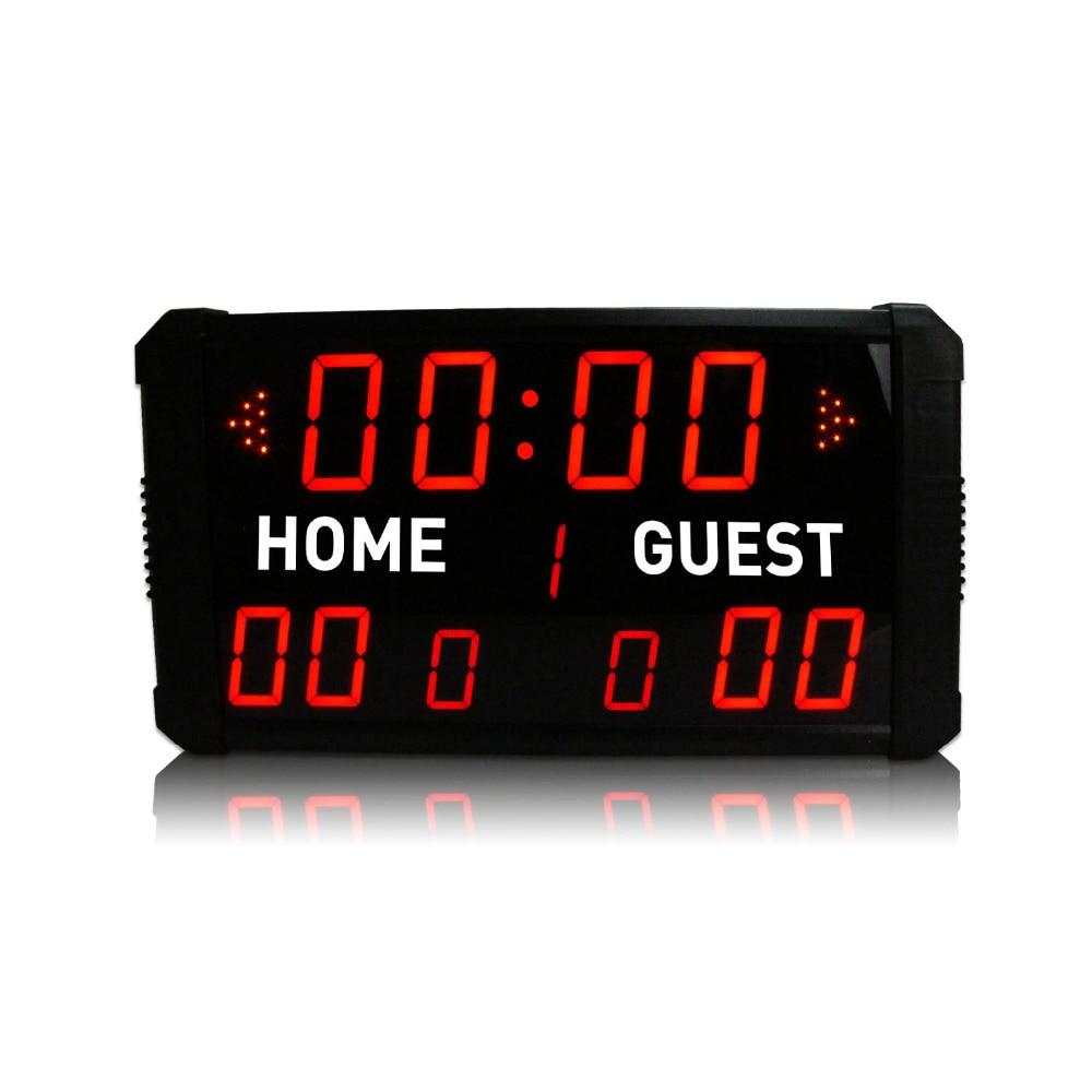 [Ganxin]Outdoor Led scoreboard basketball score board football scoreboard badminton scoreboard tennis scoreboard ...