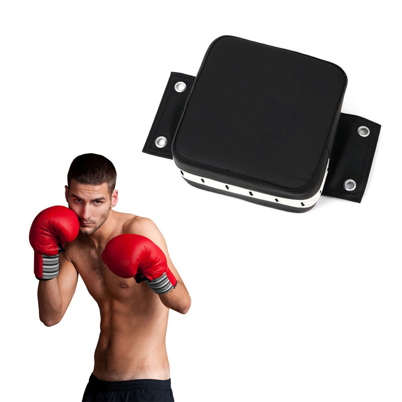 Punch Boxing Bag Mat Wing Chun Fight Boxing Taekowndo Training Wall Target Pad W15