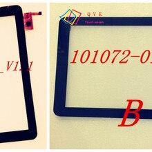 Сенсорный экран для prestigio multipad 4 quantum 10,1 PMP5101C_QUAD PMP5101C планшетный ПК дигитайзер стеклянная сенсорная панель