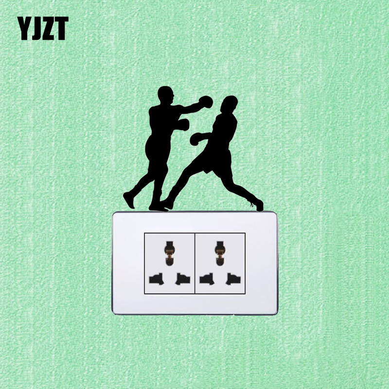 Got Boxing Fashion Sport Swtich Stickers Vinyl Wall Decals Black 7SS0560