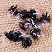 LETAOSK New 200Pcs Petrol Snap In Primer Bulb Replacement fit for Carburetor of Chainsaws Blower Trimmer Lawnmower