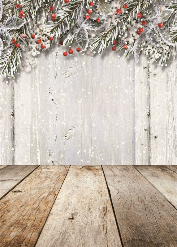 Christmas Photography Backdrops Children Photo Studio Props Wooden Floor Vinyl Background 5x7ft or 3x5ft Jiesdx031 sjoloon brick wall photo background photography backdrops fond children photo vinyl achtergronden voor photo studio props 8x8ft