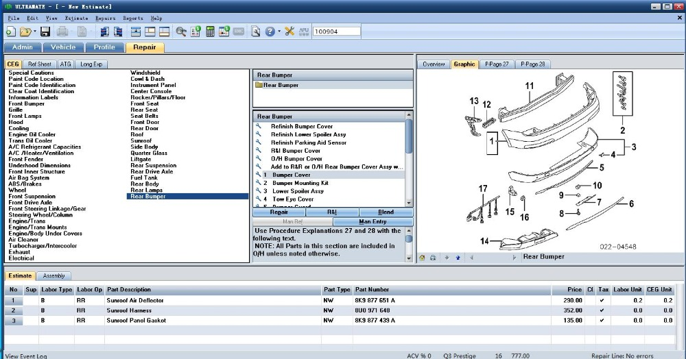 Compare Prices on Collision Estimating Software- Online Shopping ...