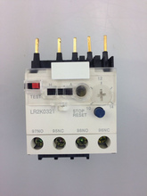 LR2K therm relay, overload relay