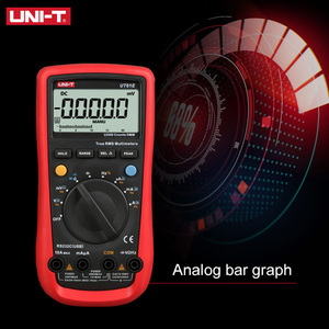 Image 5 - UNI T UT61E High Reliability Digital Multimeter Meter PC Connect AC DC Voltage Relative Mode 22000 Counts Data Hold