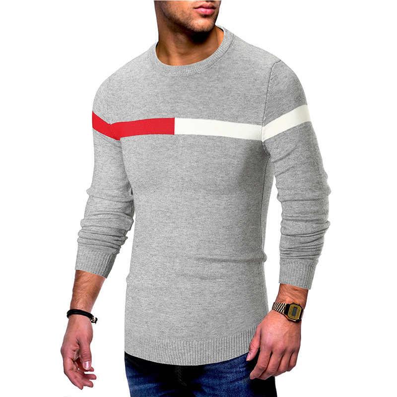 Männer Pullover Gestrickte Pullover Kleidung Modis Pullover Mens Casual Pullover männer Slim Fit O Neck Pullover Männer Jumper Mann oberbekleidung