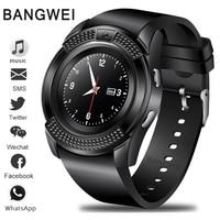 phone screen LIGE 2019 New Women Smart Watch LED Color Screen Fashion Sport Pedometer Clock Android Smart Phone Watch Relogio inteligente+Box (5)