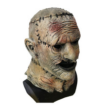 2018 Newly Style Horror Scary Full Face Rubber Latex Mask Halloween Cosplay Party