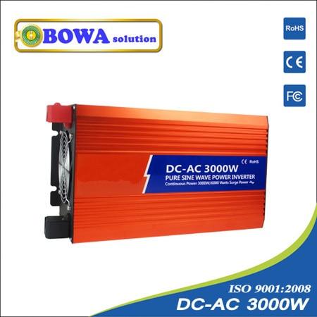 3000W Pure Sine Wave Power Inverter