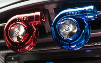 Turbine Aromatherapy Clip Multi Auto Air Vent Freshener Car Accessories Car Air Fragrance & Deodorant HA162