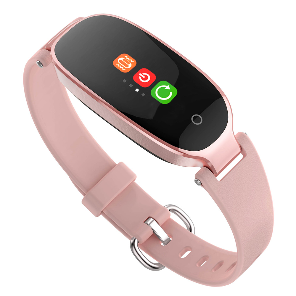2019 NEW S3P Female wristband S3 plus Color screen smart band Dynamic heart rate health bracelet