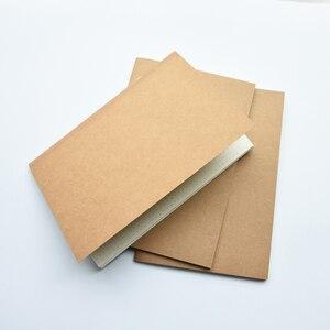 Image 4 - Maotu diario de bala de tela de fieltro Vintage, agenda para viajeros, planificador de bocetos, regalo creativo hecho a mano