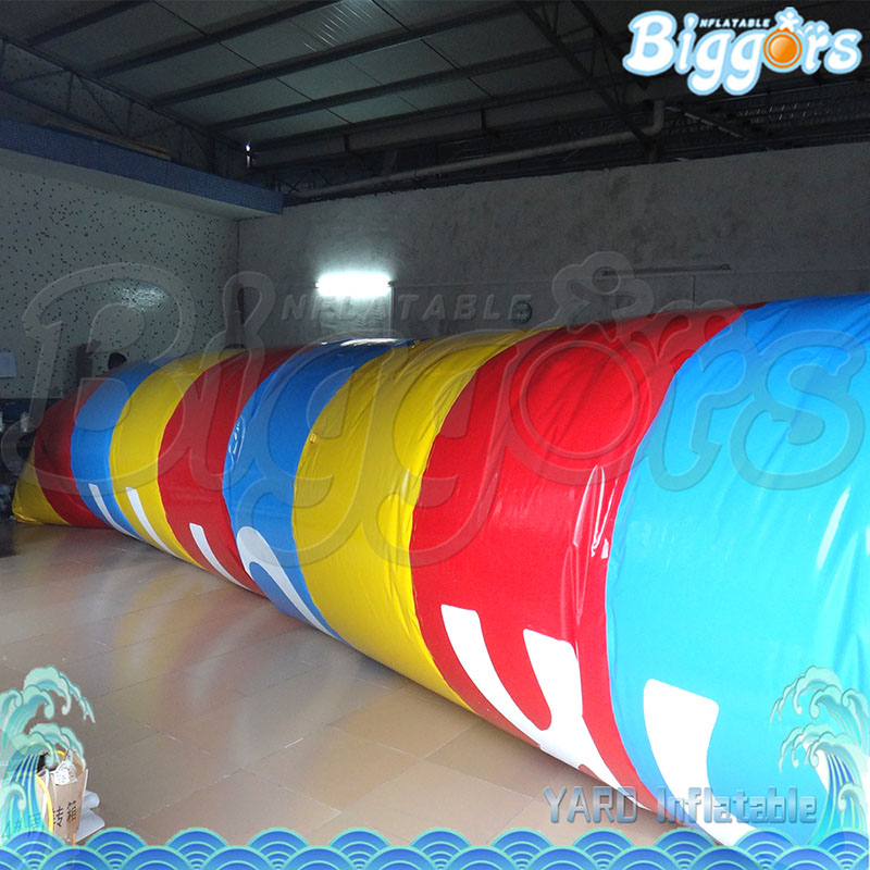 Factory Price Inflatable Amusement Park Inflatable Water Blob Jump Air Bag For Sale